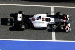 Barcelona F1 Test 20-24/02/12