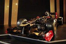2012 Lotus F1 Team Launch.Whiteways Technical Centre, Enstone, Oxfordshire United Kingdom.2nd February 2012.World Copyright: Andrew Ferraro/LAT Photographicref: _MG_8874