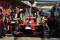 Marussia-PitStop