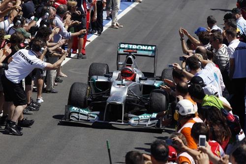 2012 European Grand Prix - SundayValencia Street Circuit, Valencia, Spain24th June 2012.World Copyright:Charles Coates/LAT Photographicref: Digital Image _X5J5073