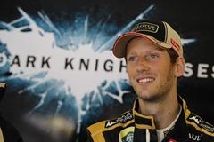 Romain_Grosjean-Dark_Knight-Silverstone_UK