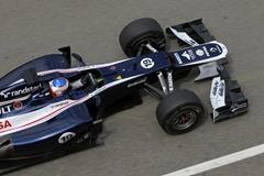 2012 Formula One Mugello Test Day One