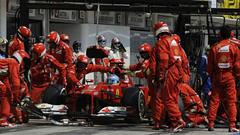 Ferrari-PitStop-HungarianGP