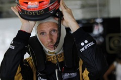 2012 Japanese Grand Prix - SaturdaySuzuka Circuit, Suzuka, Japan.6th October 2012.Romain Grosjean, Lotus E20 Renault. World Copyright:Andrew Ferraro/LAT Photographicref: Digital Image _Q0C0499