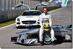 Mercedes-W04-05