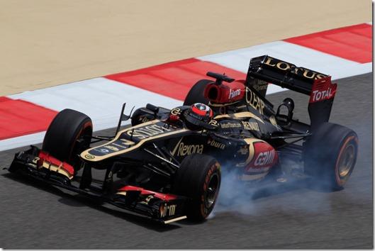 2013 Bahrain Grand Prix - Friday