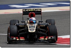 2013 Bahrain Grand Prix - Saturday
