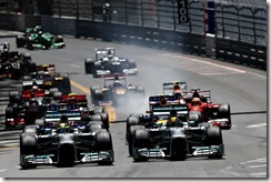Mercedes-Monaco_GP-Starting-Grid