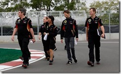 2013 Canadian Grand Prix - Thursday