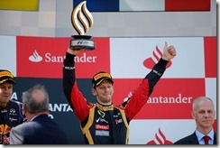 2013 German Grand Prix - Sunday