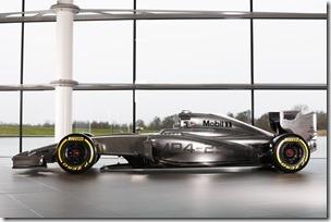 McLaren Mercedes MP4-29 - Side View_c
