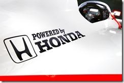 MP4-4 Powered by Honda