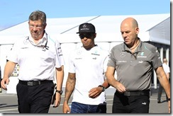Jock-Clear-with-Lewis-Hamilton-and-Ross-Brawn