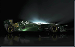 Caterham CT01 Pic. 1