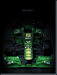 Caterham CT01 Pic. 2