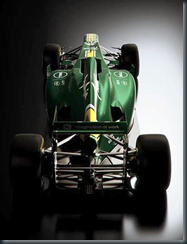 Caterham CT01 Pic. 3
