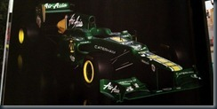 Caterham CT01 Pic. 4