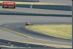 Kimi Raikknonen Valencia 2