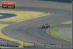 Kimi Raikknonen Valencia 3
