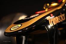 2012 Lotus F1 Team Launch.Whiteways Technical Centre, Enstone, Oxfordshire United Kingdom.2nd February 2012.World Copyright:Glenn Dunbar/LAT Photographicref: IMG_2719