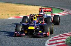 Mark Webber & Jenson Button