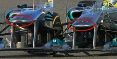 Mercedes-FDuct-2012