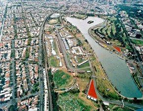 Albert Park, Melbourne