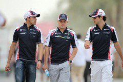 2012 Bahrain Grand Prix - Friday