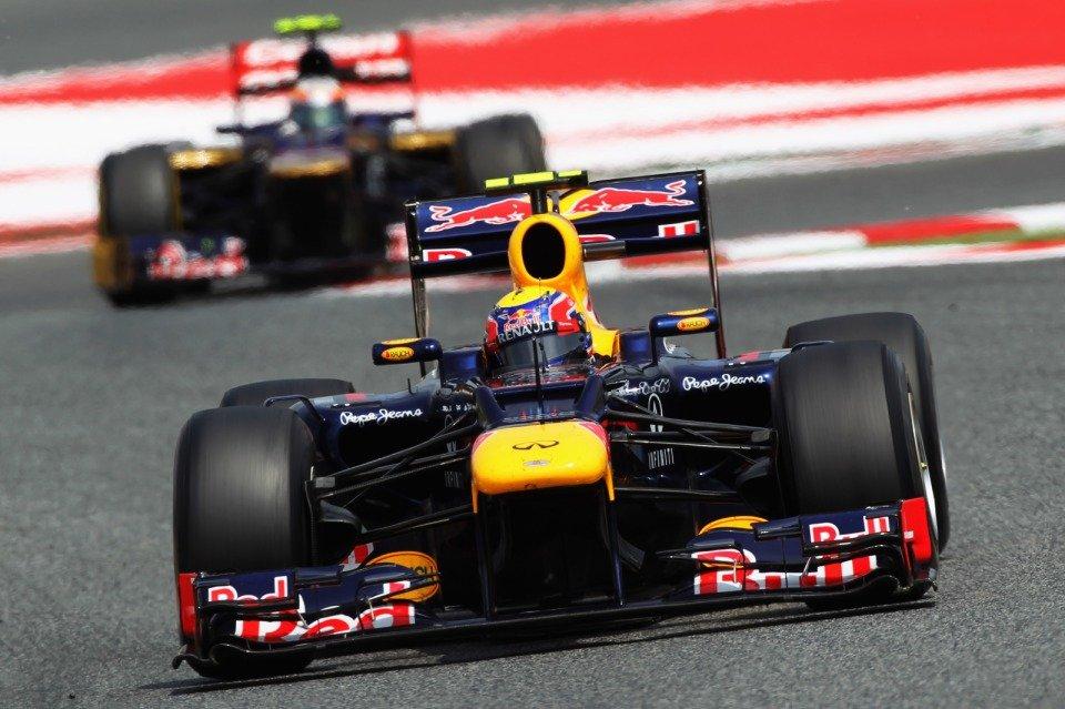 Red Bull in Spain