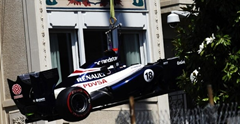 Williams-Crashed