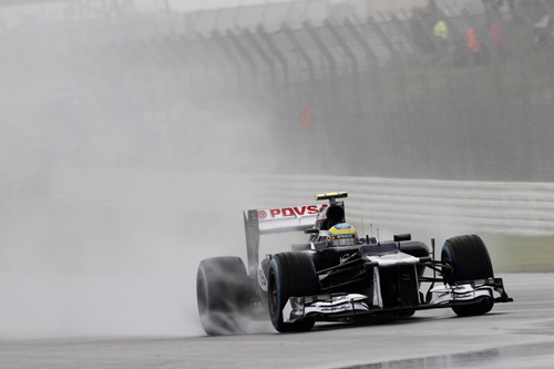 2012 German Grand Prix - Friday