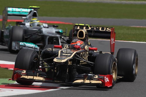 Romain_Grosjean-BritishGP-Racing