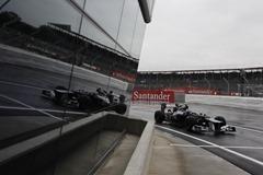 2012 British Grand Prix - Friday