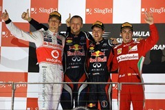 F1_GP_Singapore_2012_Podium