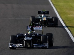 2012 Japanese Grand Prix - Sunday