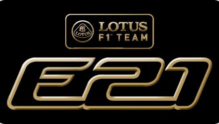 Lotus-E21-Launch.Logo