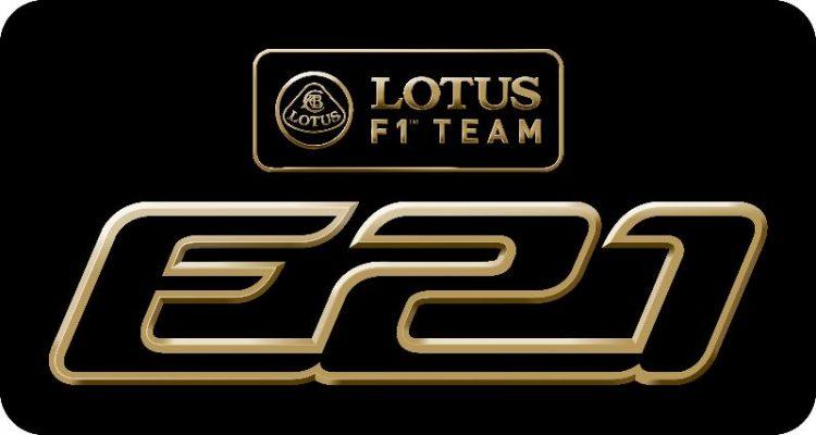 Lotus-E21-Launch.Logo