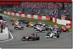 F1-Start_Silverstone_2009