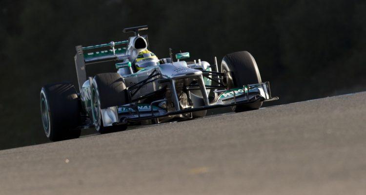 FORMULA 1 / F1 TEST JEREZ 2013