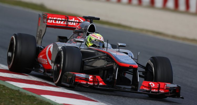 F1 Testing Barcelona 1 - Day 1