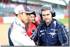 2012 British Grand Prix - Sunday
