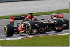 2013 Malaysian Grand Prix - Sunday