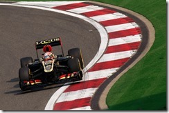 2013 Chinese Grand Prix - Friday