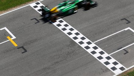 Caterham F1 Team - Spanish GP