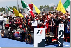 2012 Spanish Grand Prix - Sunday