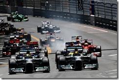 Mercedes-Monaco_GP-Starting-Grid