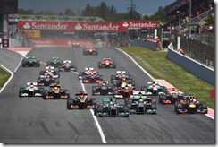 Mercedes_GP_Spain_Race_Start