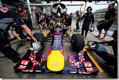 Mark_Webber-German_GP-PitStop