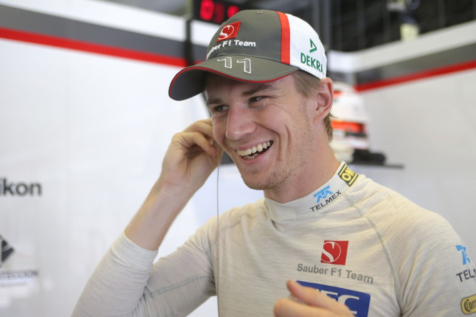 Hulkenberg puts himself on the market the f1 news for Nico s fish market