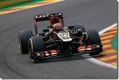 2013 Belgian Grand Prix - Saturday